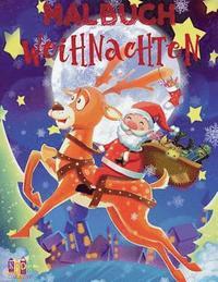 ❄ Weihnachten Malbuch Kindergarten ❄ (Malbuch XXL ...