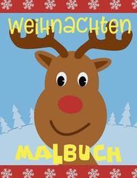❄ Weihnachten Malbuch 4 Jahre ❄ (Malbuch 4 Jährige): ❄ Christmas Coloring  Book Kids ❄ Coloring Book 8 Year Old ❄ Co av Kids Creative Germany (Häftad)