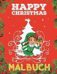 ❄ Frohe Weihnachten Malbuch 7 Jahre ❄ (Malbuch 7 ...