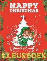 10052 Happy Christmas 10052 Kleurboek 10052 Fijne Kerst
