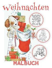 ✌ Weihnachten Malbuch 4 Jahre ✌ (Malbuch 4 Jährige): ✌ Christmas Coloring  Book Kids ✌ Coloring Book 8 Year Old ✌ Colorin av Kids Creative Germany ...