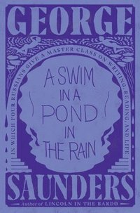 Swim In A Pond In The Rain (inbunden)