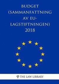 Skopia.it Budget (Sammanfattning av EU-lagstiftningen) 2018 Image