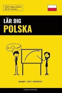 Skopia.it Lär dig Polska - Snabbt / Lätt / Effektivt: 2000 viktiga ordlistor Image