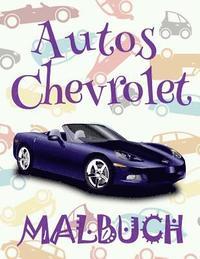 ✌ Autos Chevrolet ✎ Malbuch Autos ✎ Malbuch ...