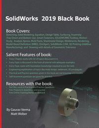 Solidworks 2019 Black Book - Gaurav Verma, Matt Weber