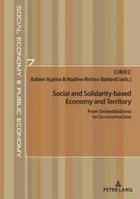 Social and Solidarity-based Economy and Territory (häftad)