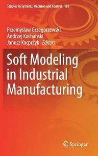 Soft Modeling in Industrial Manufacturing (inbunden)