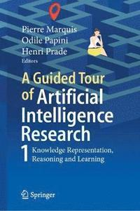 A Guided Tour of Artificial Intelligence Research (inbunden)