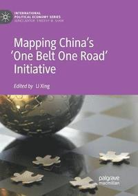 Mapping China's 'One Belt One Road' Initiative (häftad)