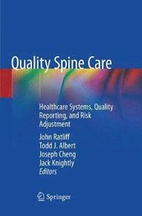 Quality Spine Care (häftad)