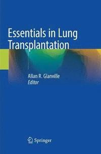 Essentials in Lung Transplantation (häftad)