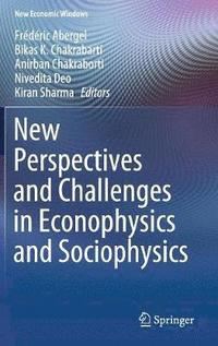 New Perspectives and Challenges in Econophysics and Sociophysics (inbunden)