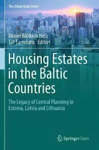 Housing Estates in the Baltic Countries (häftad)