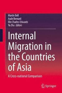 Internal Migration in the Countries of Asia (inbunden)