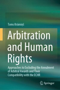 Arbitration and Human Rights (e-bok)