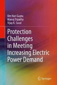 Protection Challenges in Meeting Increasing Electric Power Demand (inbunden)