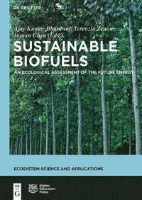 Sustainable Biofuels (inbunden)