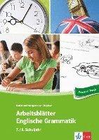 Arbeitsblätter Englisch. Englische Grammatik 7./8. Schuljahr ...