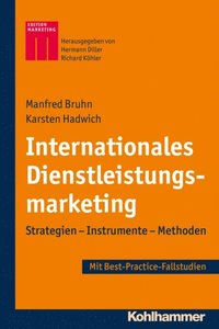 Internationales Dienstleistungsmarketing (e-bok)