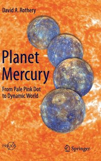 Planet Mercury (inbunden)
