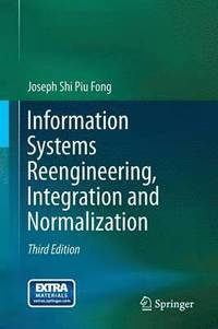 Information Systems Reengineering, Integration and Normalization (häftad)