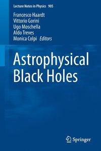 Astrophysical Black Holes (häftad)