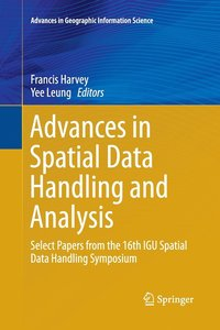 Advances in Spatial Data Handling and Analysis (häftad)