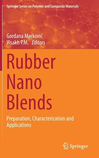 Rubber Nano Blends (inbunden)