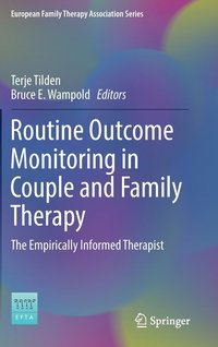 Routine Outcome Monitoring in Couple and Family Therapy (inbunden)