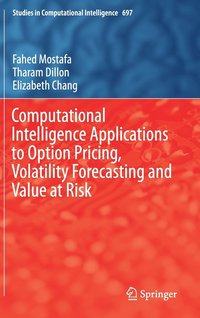 Computational Intelligence Applications to Option Pricing, Volatility Forecasting and Value at Risk (inbunden)