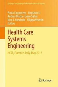 Health Care Systems Engineering (inbunden)