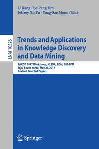 Trends and Applications in Knowledge Discovery and Data Mining (häftad)