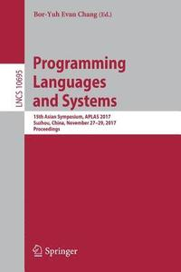 Programming Languages and Systems (häftad)