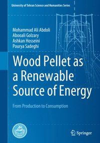 Wood Pellet as a Renewable Source of Energy (e-bok)