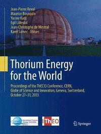 Thorium Energy for the World (häftad)