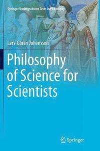 Philosophy of Science for Scientists (häftad)
