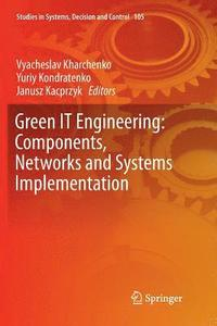 Green IT Engineering: Components, Networks and Systems Implementation (häftad)