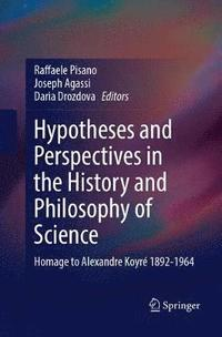 Hypotheses and Perspectives in the History and Philosophy of Science (häftad)