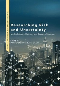 Researching Risk and Uncertainty (e-bok)