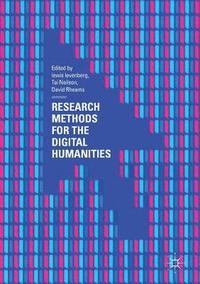 Research Methods for the Digital Humanities (häftad)