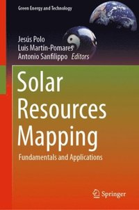 Solar Resources Mapping (e-bok)