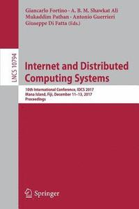 Internet and Distributed Computing Systems (häftad)