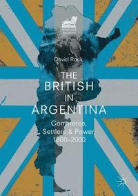 The British in Argentina (häftad)