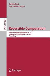 Reversible Computation (häftad)