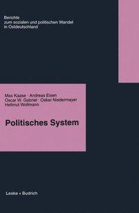 politische wissenschaft und politische ordnung kaase max