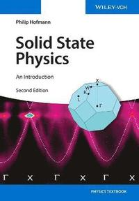 Solid State Physics (häftad)