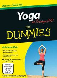 Yoga fur Dummies mit Video-DVD (häftad)