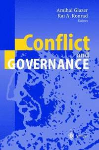 Conflict and Governance (inbunden)