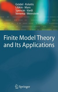 Finite Model Theory and Its Applications (inbunden)